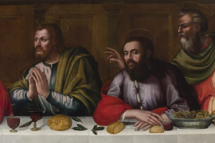 Last Supper par Plautilla Nelli