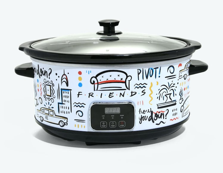 Friends Slow Cooker
