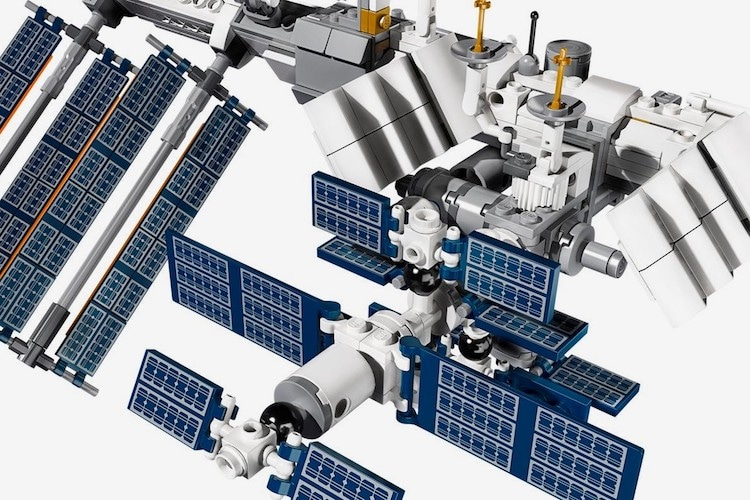 Station spatiale internationale LEGO