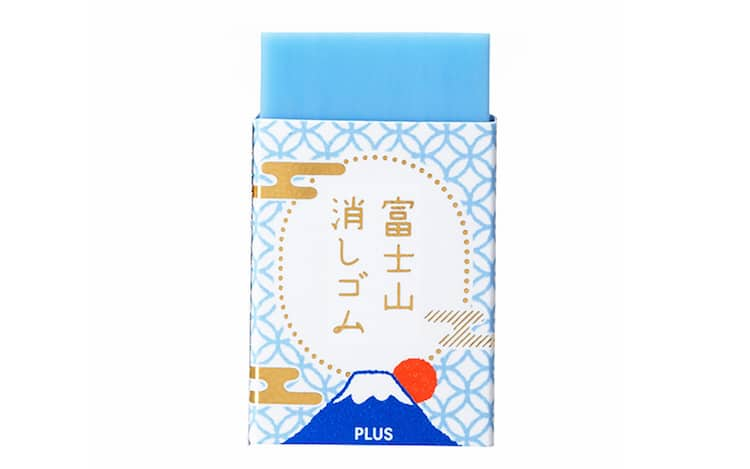 Gomme Mount Fuji par PLUS Stationery