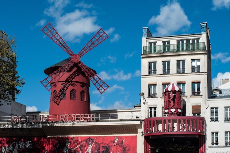 Moulin Rouge Moulin