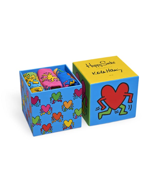 Chaussettes Keith Harring