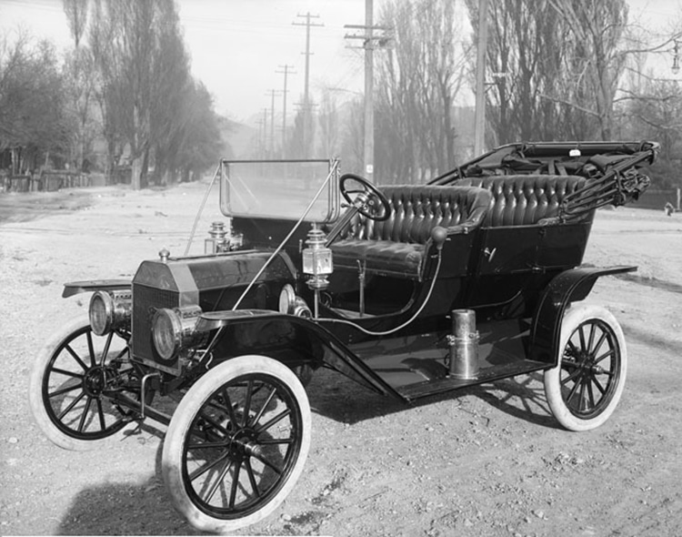 Voiture Ford Model T 1910