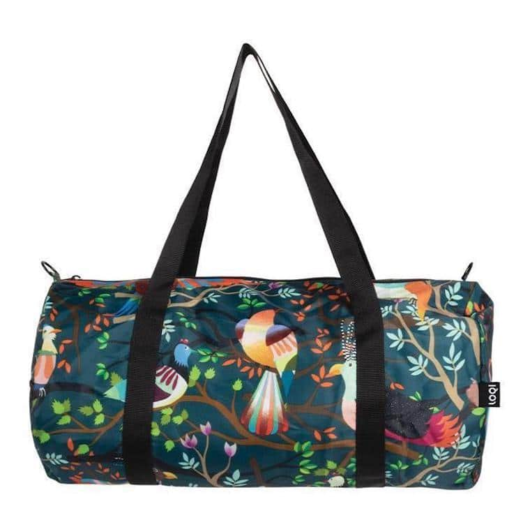 Sac de week-end oiseau